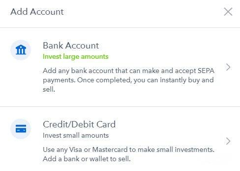 What is Bitcoin Cash: adding bank account or a credit card on Coinbase.