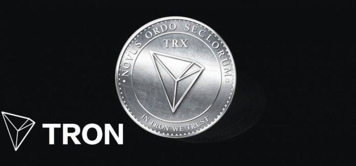 What is Tron coin: a visualization of the Tron coin.