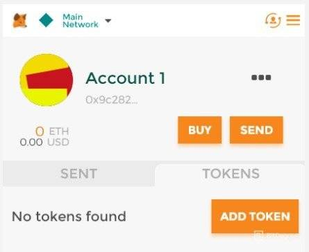 MetaMask wallet review: using MetaMask.