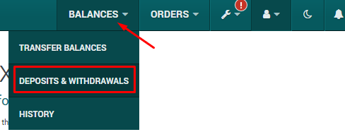 Poloniex Review Deposits & Withdrawals