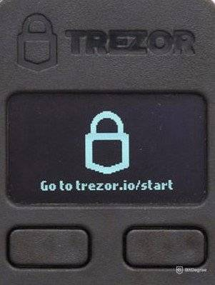 Trezor wallet review: starting out with Trezor.