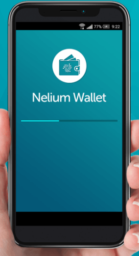 Nelium mobile wallet application