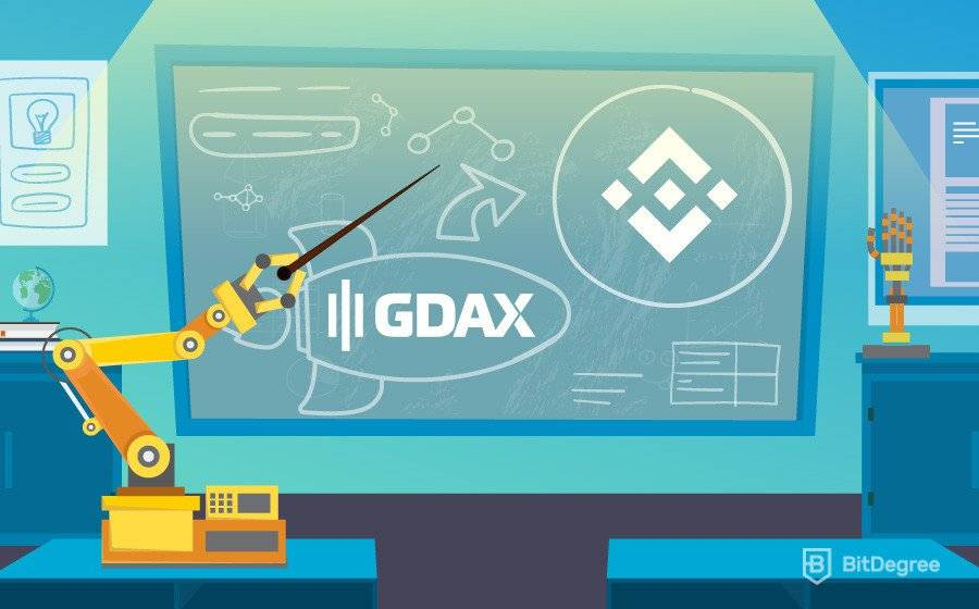 How to Transfer From GDAX to Binance