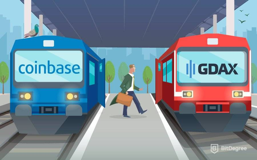 How to Transfer From Coinbase to GDAX