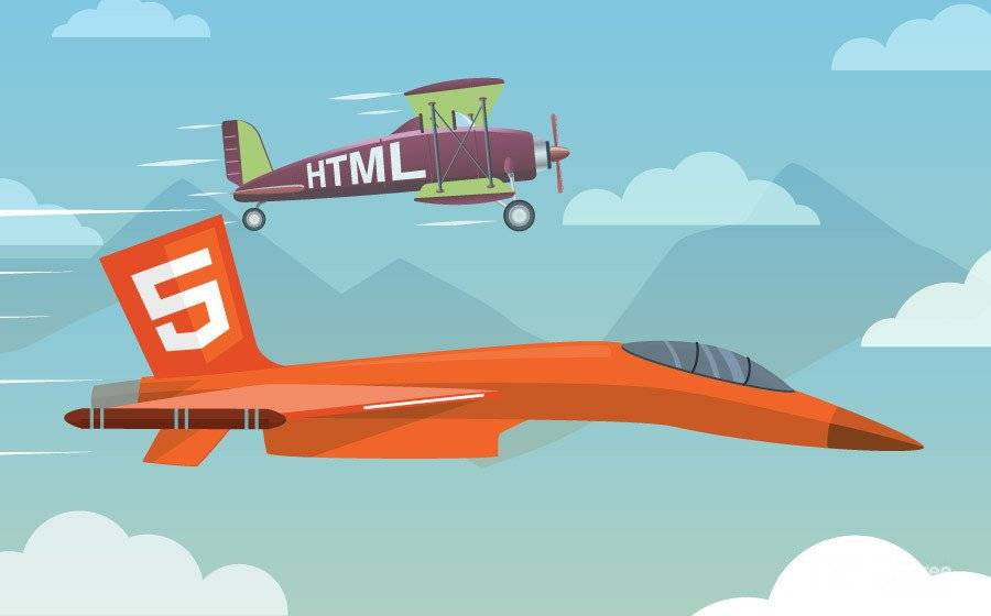 The Difference Between HTML and HTML5: Main Changes