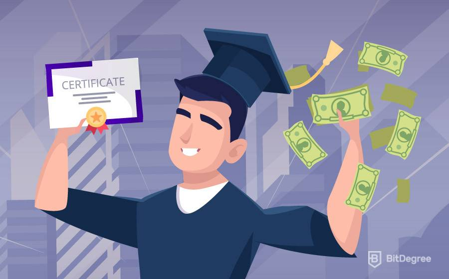 How to Apply for BitDegree's Small Scholarships?