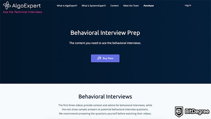 AlgoExpert Review: about AlgoExpert interview tips