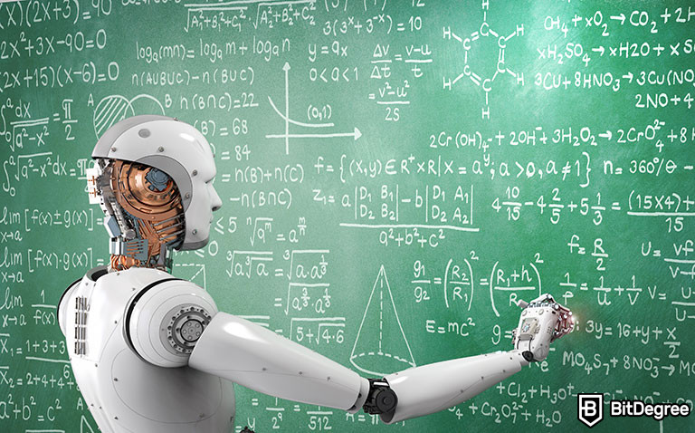Best machine learning course: robot learning equations