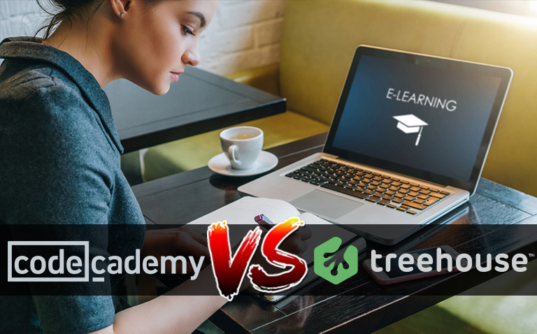 CodeCademy VS Treehouse: Which Platform to Choose?