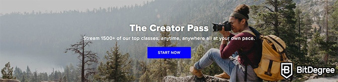 Creative Live review: the creator pass.