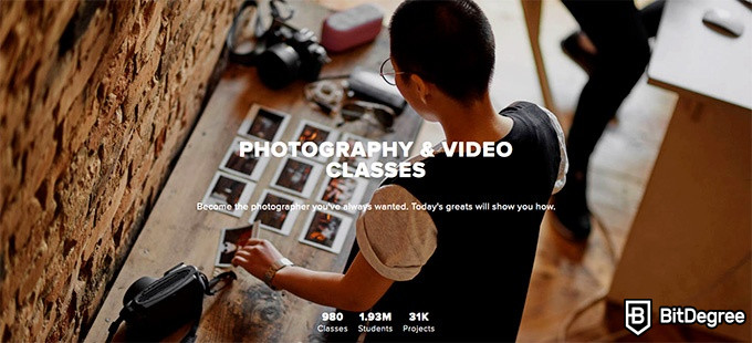 Creative Live review: photography and video classes.