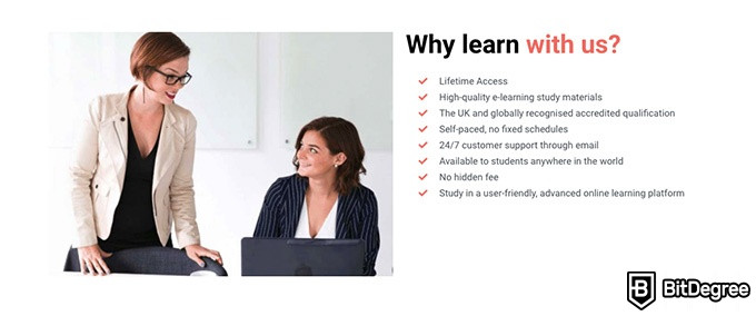 Lead Academy review: why learn with Lead Academy?