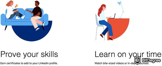 LinkedIn Learning review: learn on your time.