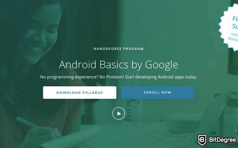 Udacity Android Nanodegree: Study How to Develop Android Apps