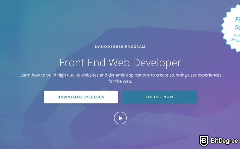 Udacity Front-End Nanodegree: Become a Front-End Developer!