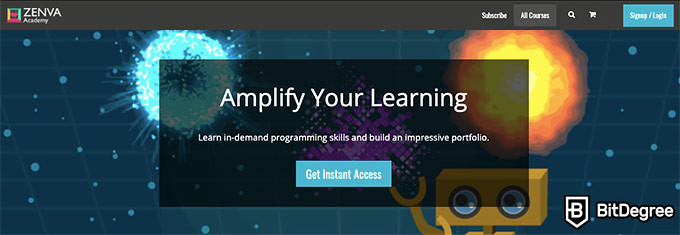 Zenva reviews: learn in-demand skills.